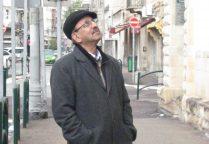 عبد عابدي في وادي الصليب - خلال جولتنا في شتاء 2012