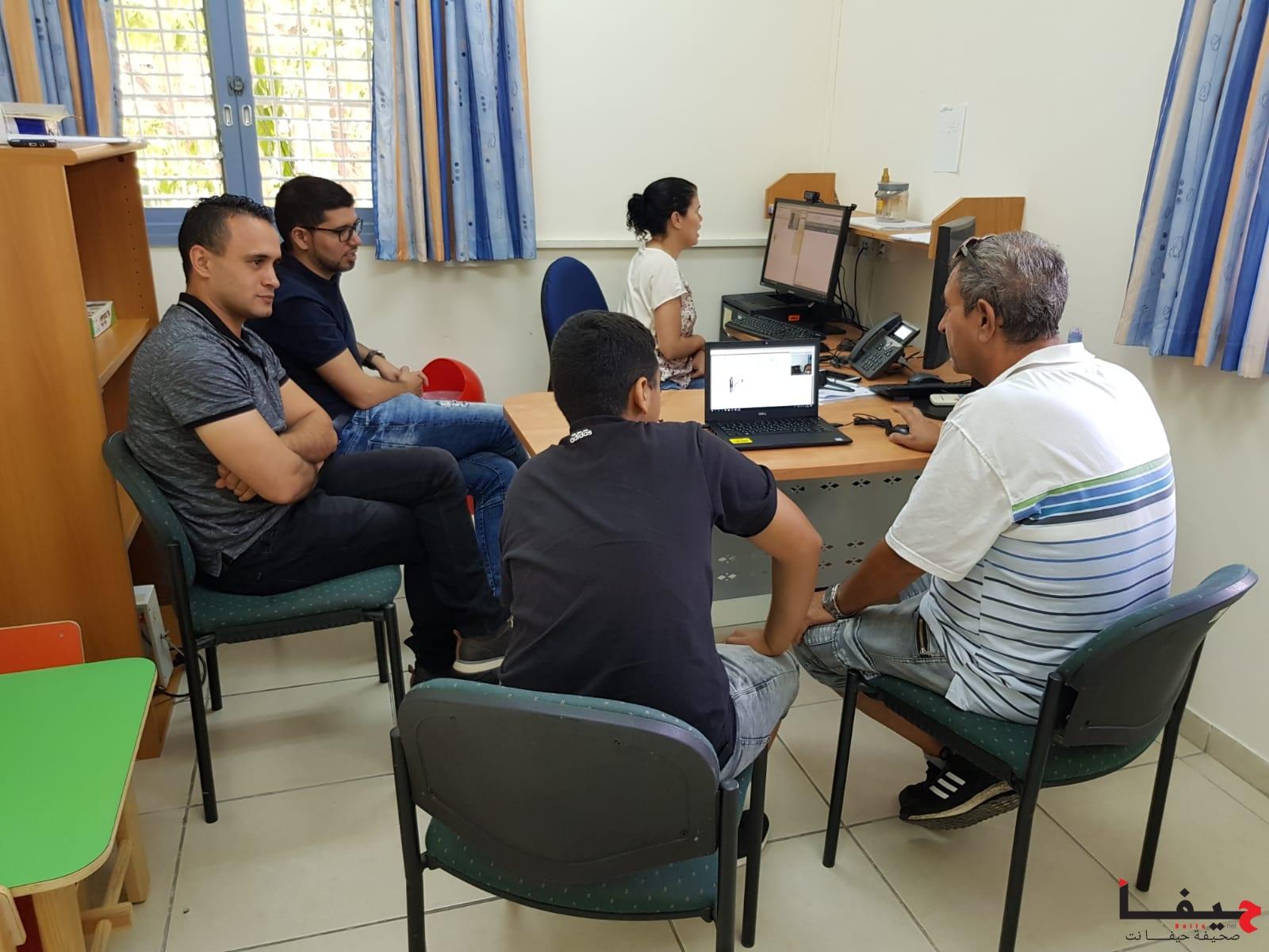 אימון לקראת שיקום וירטואלי קלינאיות תקשורת