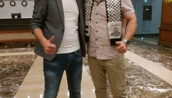 الفنان من غزة