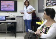 הרצאה במתנס חליסה בשפה הרוסית בנושאי קידום בריאות