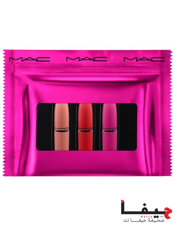 M.A.C تُطلق تشكيلة منتجات تجميل بحلة محدودة لفترة الاعياد (6)